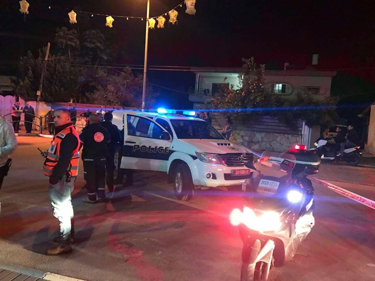 كفر قرع: إطلاق نار على بناية المجلس المحلي