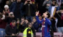 ميسي.. ثالث أكثر اللاعبين ظهورا في تاريخ برشلونة