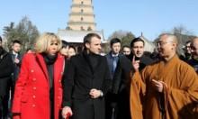 ماكرون يزور الصين سالكا طريق الحرير
