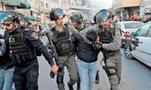 الاحتلال يقتحم أحياء بالقدس ويعتقل ثمانية فلسطينيين