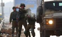 مواجهات مع الاحتلال شرقي خان يونس