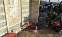 الاحتلال يعتقل شابة فلسطينية بادعاء حيازتها لسكين وبنزين