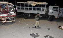 باكستان: مقتل 7 وإصابة 23 في انفجار شاحنة للشرطة