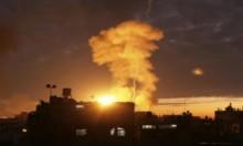 قصف إسرائيلي جديد لمنشأة عسكرية قرب دمشق