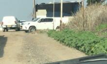 جرافات وقوات الشرطة تتجمع قرب قلنسوة
