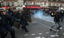 استمرار الاشتباكات مع الشرطة بتونس احتجاجا على رفع الأسعار