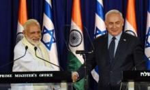 نتنياهو يصطحب شركة سلاح تحت التحقيق خلال زيارته للهند