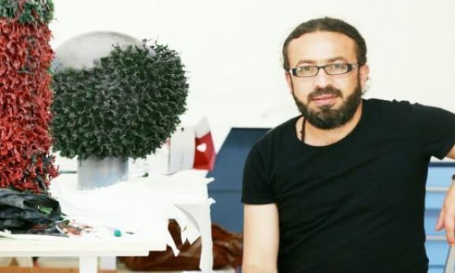 """""""الحرب والرغبة""""...معرض للفن التشكيلي في رام الله"""