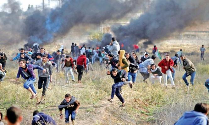 الاحتلال قتل 8 فلسطينيين بغزة لم يشكلوا خطرا