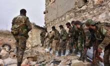 معارك بمطار عسكري بإدلب والمعارضة تتصدى لقوات النظام