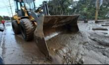 كاليفورنيا: ارتفاع حصيلة الضحايا والمفقودين في الفيضانات الوحلية