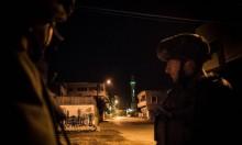 الاحتلال يعتقل 22 فلسطينيا ويواصل حصار نابلس