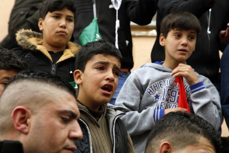 تشييع شهيدين في الضفة وغزة والاحتجاجات متواصلة