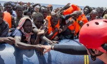 غرق 192 لاجئًا في المتوسط منذ مطلع 2018