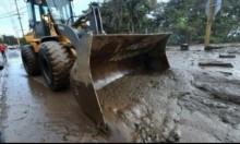 كاليفورنيا: ضحايا السيول الوحلية 18 و 6 مفقودين