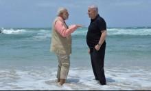 زيارة الصفقات: نتنياهو يزور الهند بمعية 130 رجل أعمال