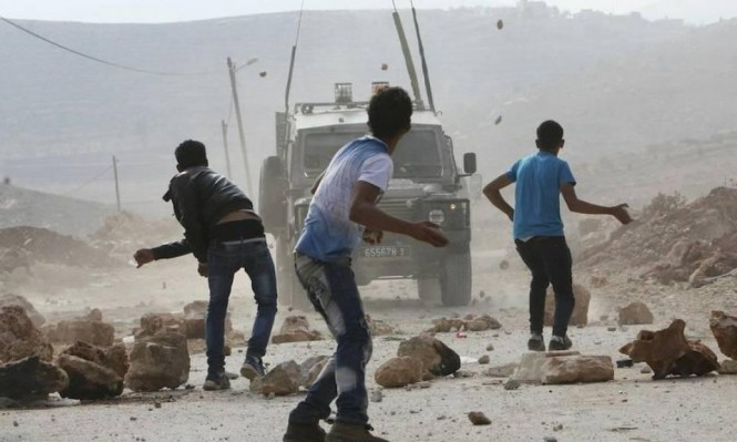 إصابات بالنبي صالح والاحتلال يقمع تظاهرة بالقدس