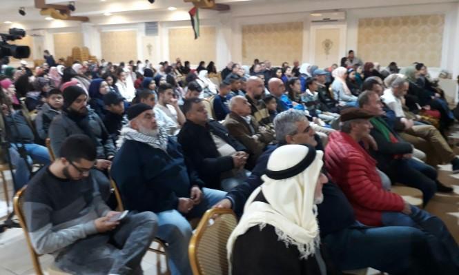 الحركة الوطنية الأسيرة تنظم مهرجان القدس والأسرى