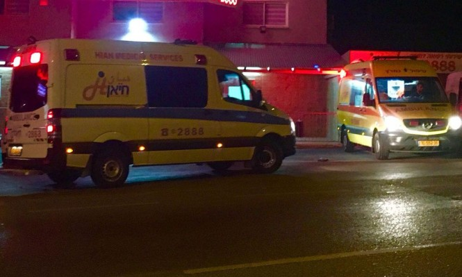 كفر ياسيف: إصابة خطيرة لطفل إثر حادث دهس