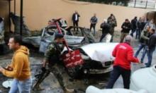صيدا: محاولة اغتيال قيادي في حماس بانفجار سيارة