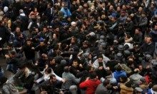 تونس تحيي الذكرى السابعة للثورة على وقع الاحتجاجات