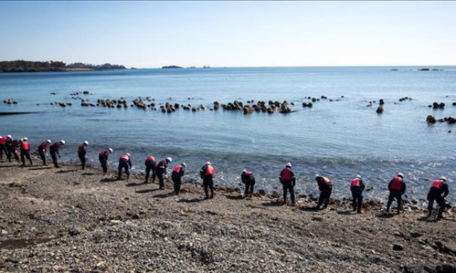 بيرو وتشيلي تنتظران تسونامي في المناطق الساحلية