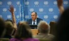لافروف: الفلسطينيون قدموا تنازلات دون مقابل