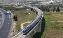 """مشروع """"إسرائيل مركز إقليمي"""": سكة حديد حيفا - بيسان - الأردن"""