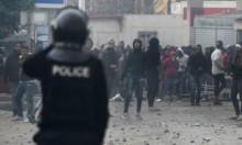 """تجدد المواجهات بتونس بعد إحياء ذكرى """"ثورة الياسمين"""""""