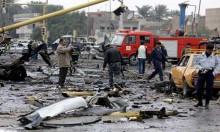31 قتيلا وعشرات الجرحى بتفجيرين ببغداد