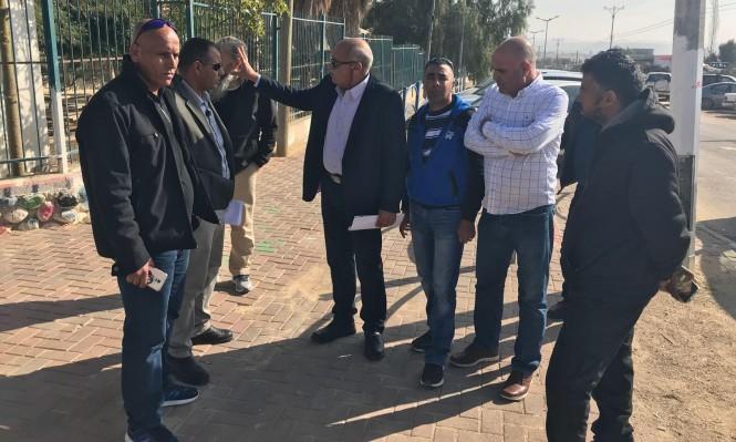الزبارقة يقدم طلبا لتحويل ميزانيات لترميم المدارس في اللقية