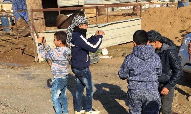 النقب: منتدى التعايش السلمي ينهي ورشتين للتصوير للأولاد