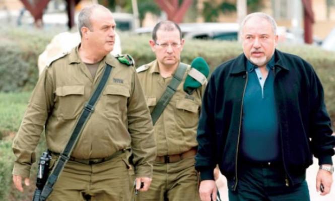 ليبرمان: لا نعرف مصير جنودنا لدى حماس