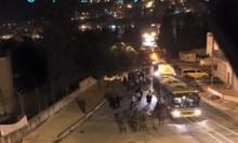 تفجير عبوة ناسفة قرب قبر يوسف والاحتلال يعتقل 11 فلسطينيا