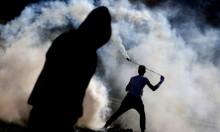 مواجهات مع الاحتلال في الضفة وغزة