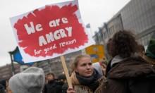 نصف الألمان يؤيدون تشديد قوانين الاغتصاب