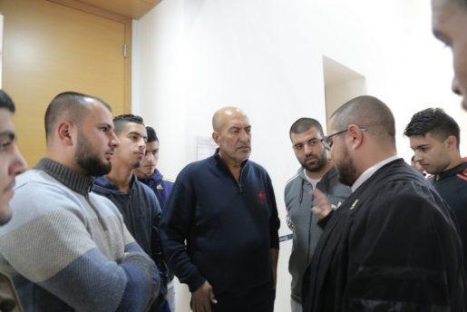 طمرة: النطق بالحكم في قضية محمد خلف الشهر المقبل