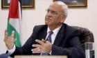 عريقات للرباعية الدولية: لا شريك إسرائيلي للسلام