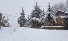 حالة الطقس: أمطار متفرقة الأربعاء وتساقط الثلوج ليل الخميس