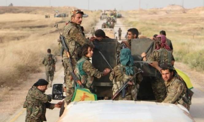 وحدات حماية الشعب الكردي تتوعد الجيش التركي بسورية
