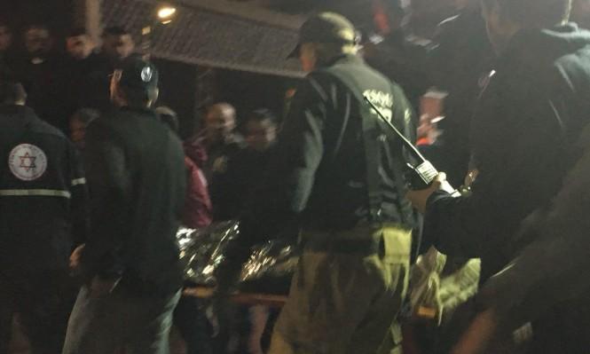 كفر قاسم: إصابة فلسطيني وشرطي خلال مطاردة