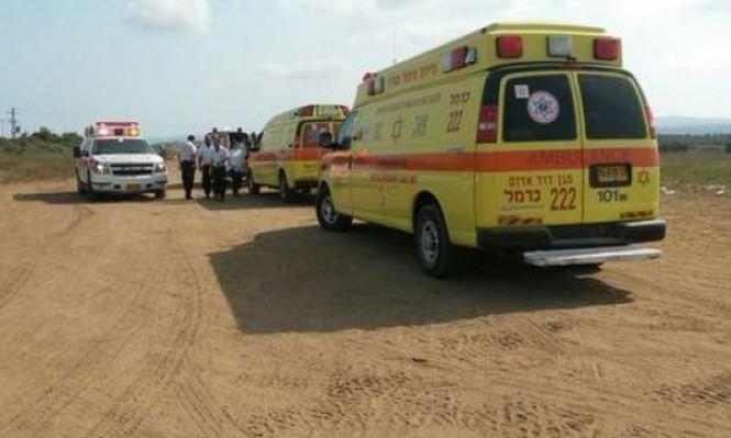 النقب: مصرع طفلة في حادث دهس