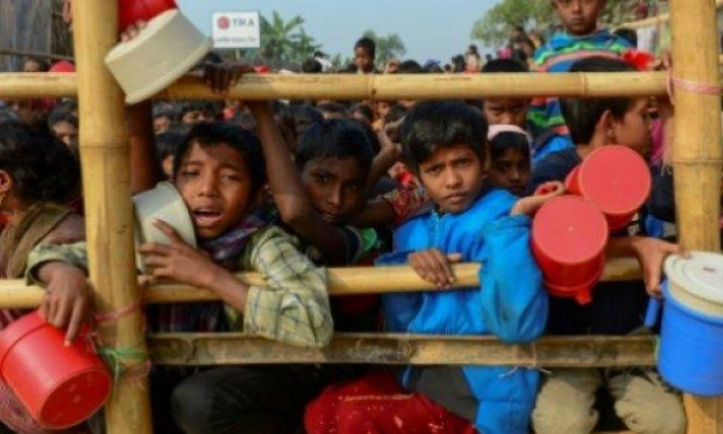 غوتيريش ينتقد استبعاد مفوضية اللاجئين من اتفاق بورما بنغلادش