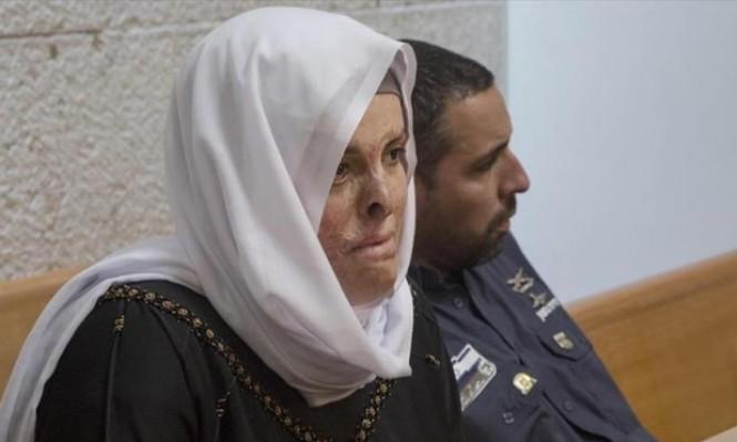 إسراء الجعابيص: جسد يحترق في السجون الإسرائيلية وروح تستغيث