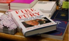 """كتاب """"نار وغضب في بيت ترامب الأبيض"""" يتحول لمسلسل"""