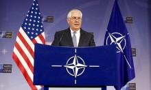 إيران وسورية وليبيا في محادثات تيلرسون في جولته الأوروبية