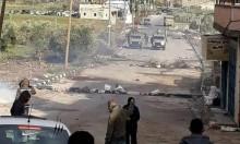 إصابات بمواجهات مع الاحتلال في الضفة الغربية