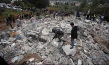 اعتقالات في جنين ومواصلة البحث تحت أنقاض منازل دمرها الاحتلال