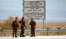 اعتقال فلسطيني بادعاء دهس جندي قرب معبر اللنبي