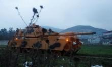 تركيا تعلن بدء عملية عفرين بسورية